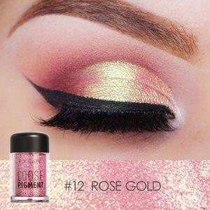 Focallure Rose Gold Intense Eyeshadow Color